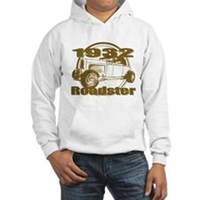 Classic 1932 Ford Roadster Hoodie