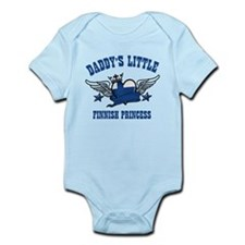 Daddy's Little Finnish Princess Infant Bodysuit