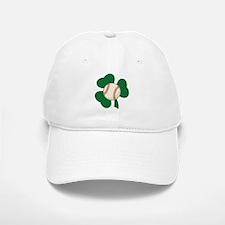 Irish Baseball Shamrock Baseball Baseball Cap