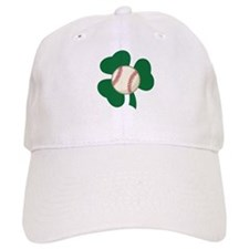 Irish Baseball Shamrock Baseball Cap