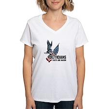 POLITICIAN BACON Shirt