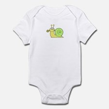Smilin' Snail Infant Bodysuit