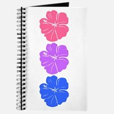 Bisexual Flag Luau Journal