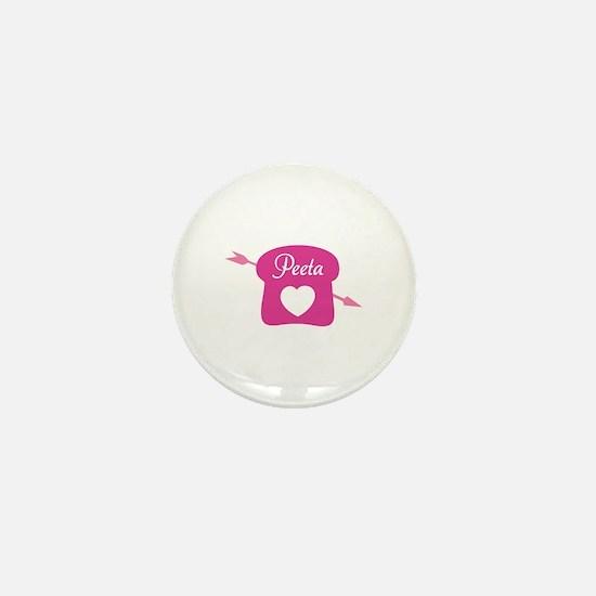 HG Peeta Mini Button