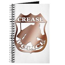 Hockey Goalie Crease Police Journal