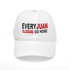 Anti-Illegal Immigration MX2 Baseball Cap