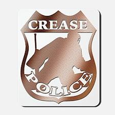 Hockey Goalie Crease Police Mousepad
