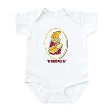 Cartoon Tibet Infant Creeper