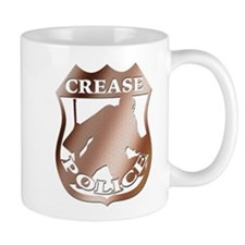 Hockey Goalie Crease Police Mug