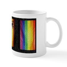 BEAR_LEATHER_RAINBOW PRIDE FLAGS Mug