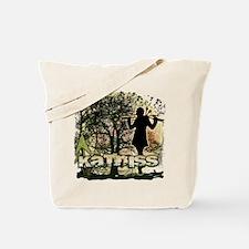 Katniss the Hunter Tote Bag