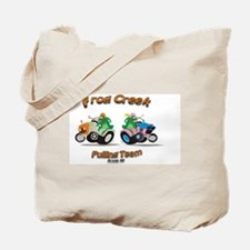 Unique Garden tractors Tote Bag