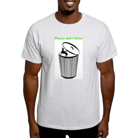 Lucky Dog Animal Rescue Light T-Shirt