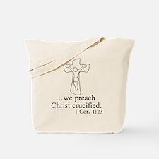 Funny Protestant Tote Bag