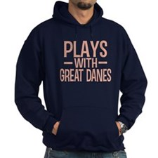 PLAYS Great Danes Hoodie