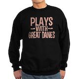 Great dane Sweatshirt (dark)