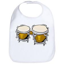 Bongo Drums Bib