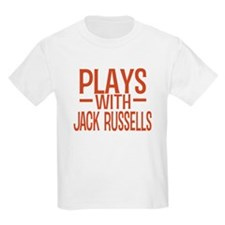 PLAYS Jack Russells T-Shirt