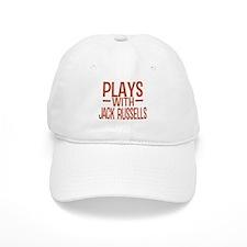 PLAYS Jack Russells Baseball Cap