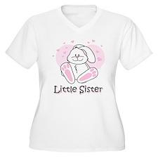 Cute Bunny Little Sister T-Shirt