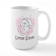 Cute Bunny Little Sister Mug