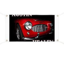 Austin Healey Banner