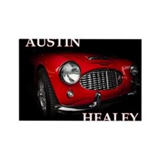 Austin Healey Rectangle Magnet