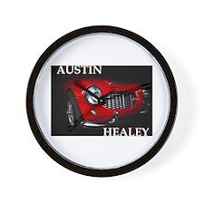 Austin Healey Wall Clock