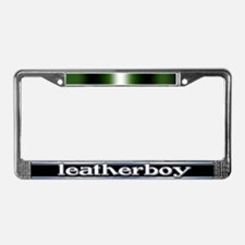 Boy Pride License Plate Frame