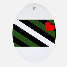 Boy Pride Ornament (Oval)