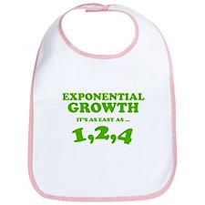 Exponential Growth Bib