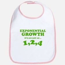 Exponential Growth Bib