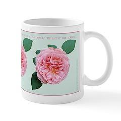 Old-fashioned Rose Mug