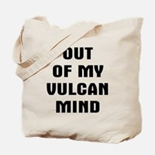 Out Vulcan Tote Bag
