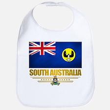 """South Australia Flag"" Bib"