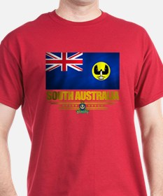 """South Australia Flag"" T-Shirt"