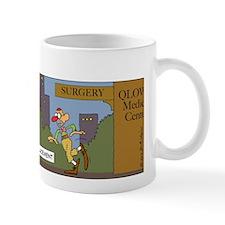 Hip replacementprint Mugs
