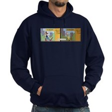 Funny Hip replacement Hoodie