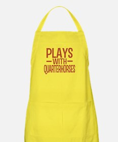 PLAYS Quarter Horses Apron