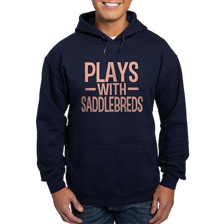 PLAYS Saddlebreds Hoodie (dark)