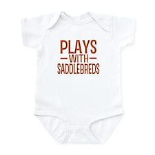 PLAYS Saddlebreds Infant Bodysuit