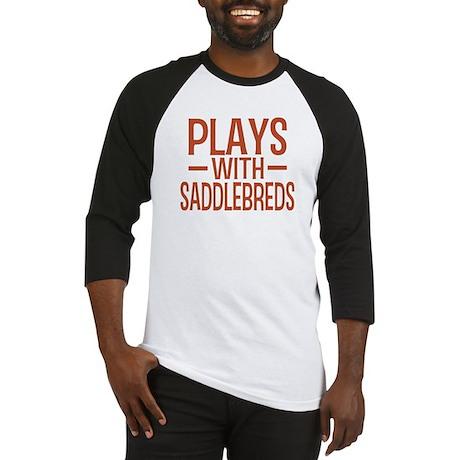 PLAYS Saddlebreds Baseball Jersey