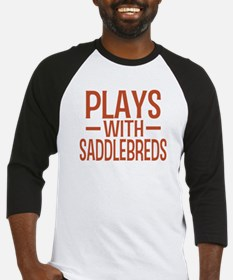 PLAYS Saddlebreds Baseball Jersey