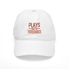 PLAYS Thoroughbreds Baseball Cap