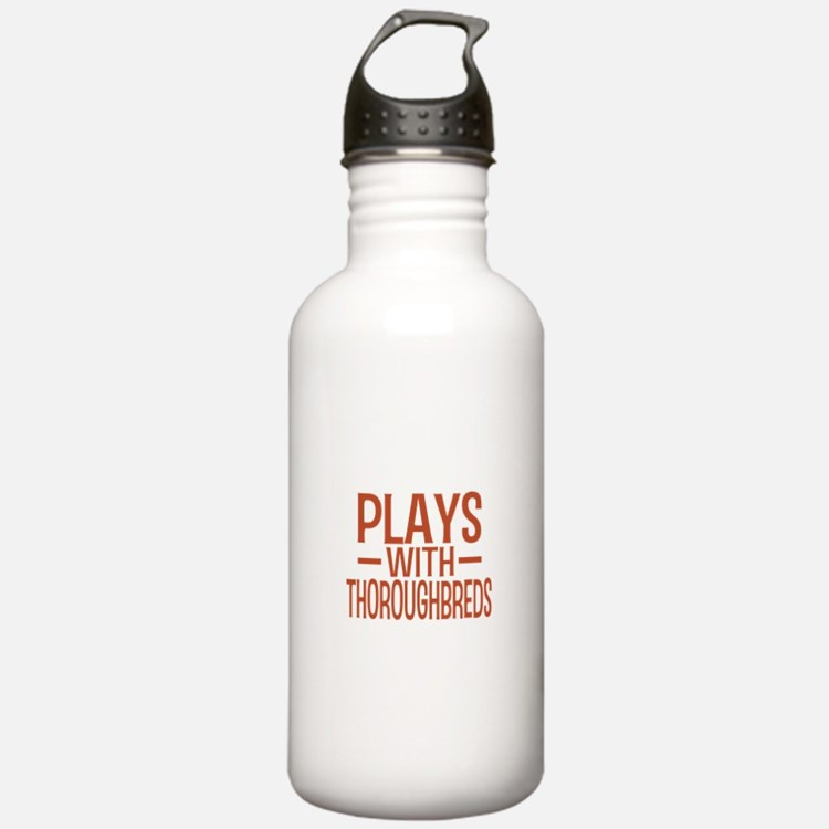 PLAYS Thoroughbreds Water Bottle