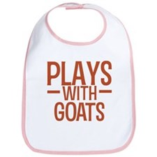PLAYS Goats Bib