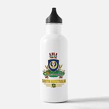"""South Australia COA"" Water Bottle"
