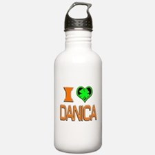 IHDanica Sports Water Bottle