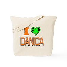 IHDanica Tote Bag