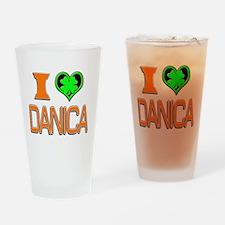 IHDanica Drinking Glass